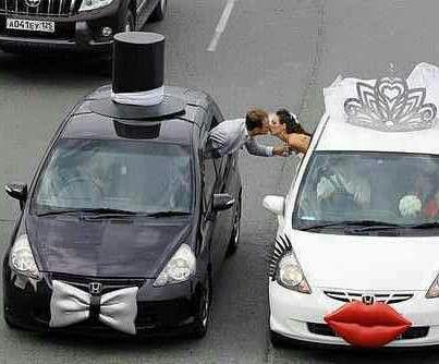 #PandoraNovia #PandoraRD Luz Indhira Liz Bride and Grooms cars