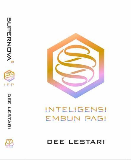 """""""Intelegensi Embun Pagi"""" Dee Lestari #buku #sewabuku #perpustakaan"""