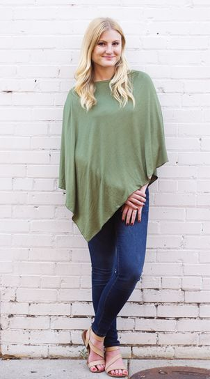 Shop for Nursing Covers and Nursing Ponchos. Full Coverage Nursing Cover Ponchos are designed for breastfeeding mothers who wish to nurse in public with ease.