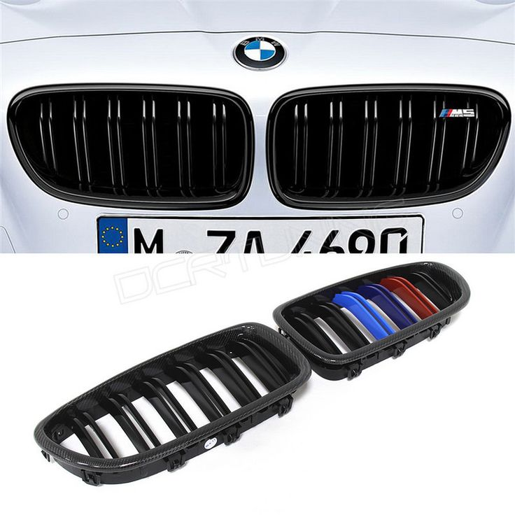 BMW 5 Series F10 & M Series F10 M5 Carbon Fiber Front