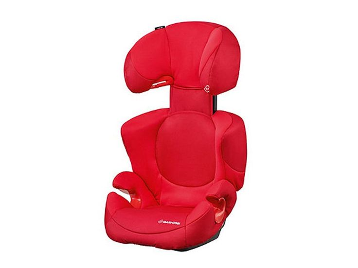 Maxi-Cosi Rodi XP2 Highback Booster Seat - Poppy Red