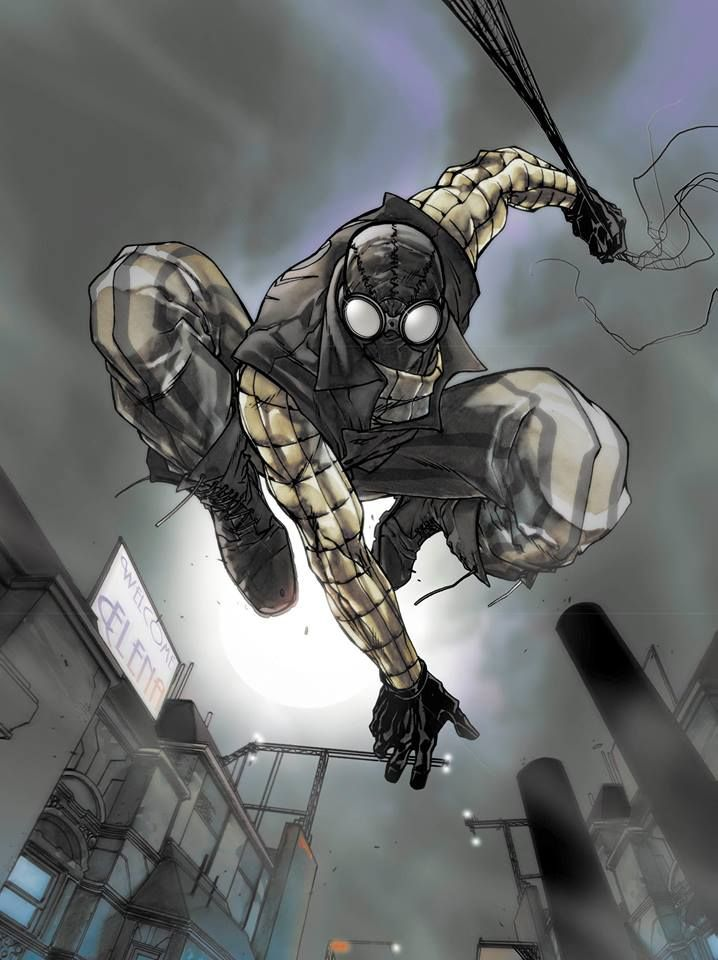 58 best spiderman noir images on pinterest noir - Best spider man noir comics ...