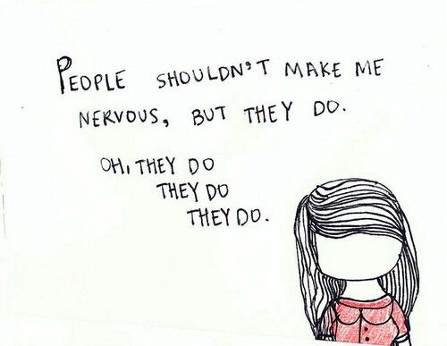 16 Things People With Social Anxiety Want You to Understand <<< these are so true it hurts