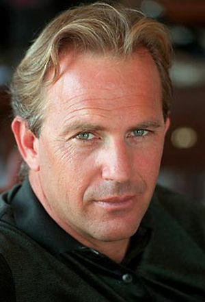 kevin costner - I could do more than just meet him...shhhhhh