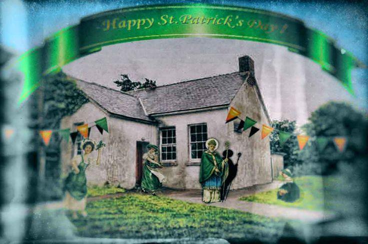 Beannachtaí na Féile Páraic oraibh! (St. Patrick's Day blessing upon you) #StPatricksDay #Balla #CoMayo #PrizonSchoolBalla #PrizonSchool #Gaeilge, #Irish #CÚPLAFOCAL AsGaeilge.ie