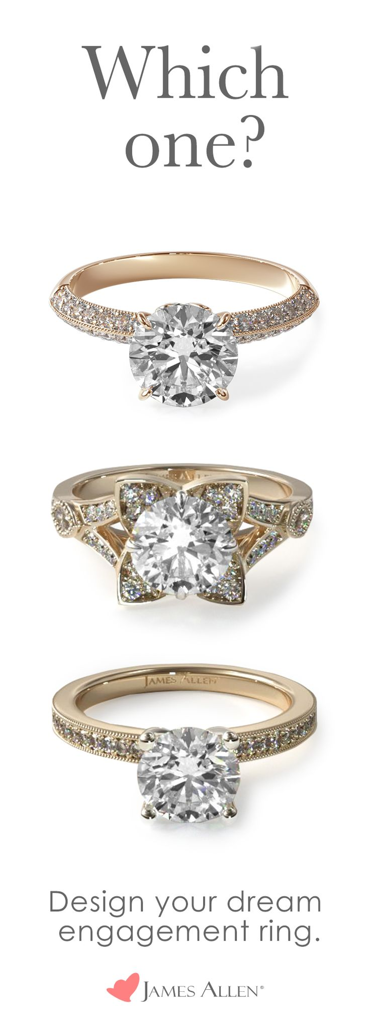 From Solitaire To Vintage And Contemporary Settings, Find The Perfect Ring  Style For Your Personality