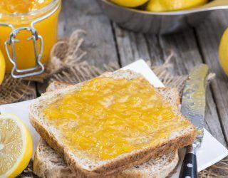 marmellata limoni senza buccia