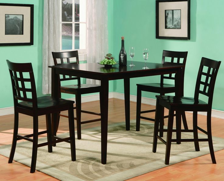 Austin 5 Piece Counter Height Table And 4 Chairs 39900 36 X 48
