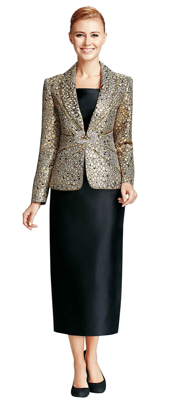 Womens Suits Nina Massini 2339
