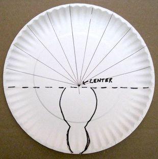 paper plate pop up turkey3 template2 310x312 busy bear pinterest