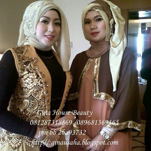 Gina House Beauty Make up  melayani:  wedding  prewedding  pesta  wisuda   Price list make up hijab pesta,wedding  Make up pesta 20 orang Rp 150.000/orang  Make up pesta 15 orang Rp 175.000/orang  Make up pesta 10 orang. Rp 200.000/orang  Make up pesta. 2 orang. Rp 250.000/orang  Make up pesta/wisuda. Rp 250.000/orang  Mkae up prewedding Rp 500.000