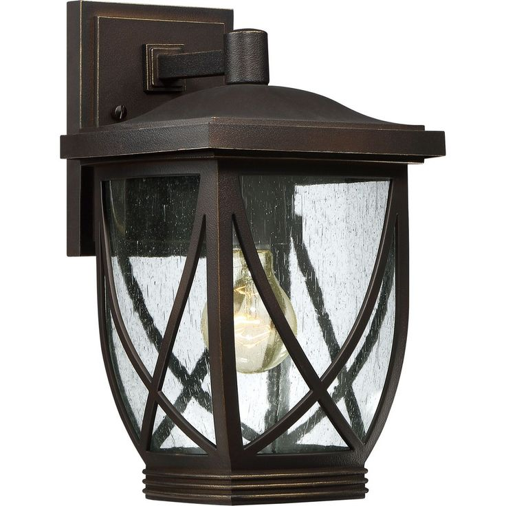 CanadaLightingExperts | Tudor - One Light Outdoor Wall Lantern