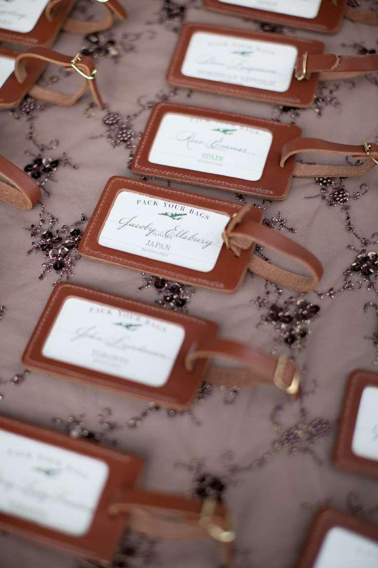 Segnaposto Per Il Matrimonio A Tema Viaggio Foto 29 31 Pourfemme Matrimoni A Tema Viaggio Matrimoni A Tema Festa A Tema Viaggio