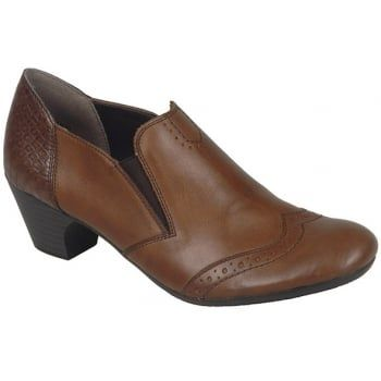 Rieker is one of Europe's premier quality brands and Cristallin is a lightweight and comfortable trouser shoe with supple leather uppers and twin gusset for ease of entry. Will look just brill with those jeans or leggings. http://www.marshallshoes.co.uk/womens-c2/rieker-womens-cristallin-brown-slip-on-trouser-shoe-50563-24-p3878