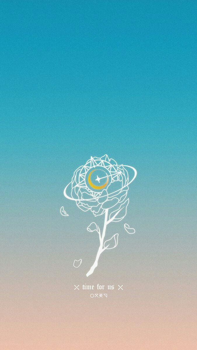 Gfriend Logo Sunrise Time For Us 여자친구 Sowon Yerin Eunha Sinb Yuju Umji Wallpaper Lockscreen Fondo De Pantalla Hd Iphone Gambar Animasi Kpop