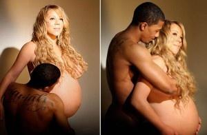 Mariah Carey body when pregnant