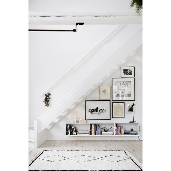 25 Unique Staircase Designs To Take Center Stage In Your Home ❤ liked on Polyvore featuring backgrounds and rooms and stages