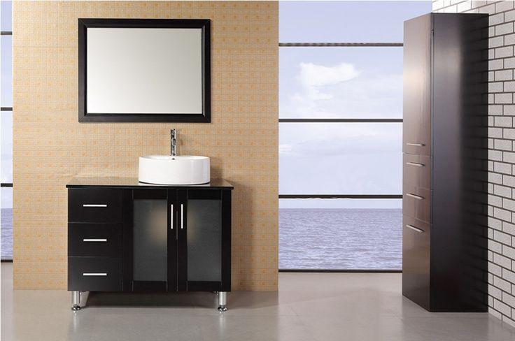 10+ Ideas About Single Sink Vanity On Pinterest