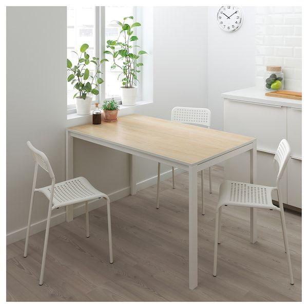 Melltorp Tisch Esche Weiss Ikea Marmor Esstische Ikea Esstisch Esstisch