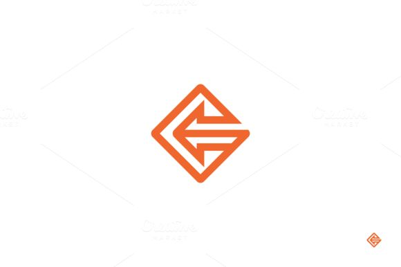 Arrow company logo. by anton.akhmatov on Creative Market