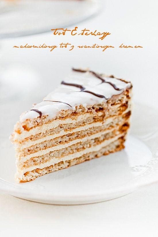 Moje Wypieki | Tort Esterhazy