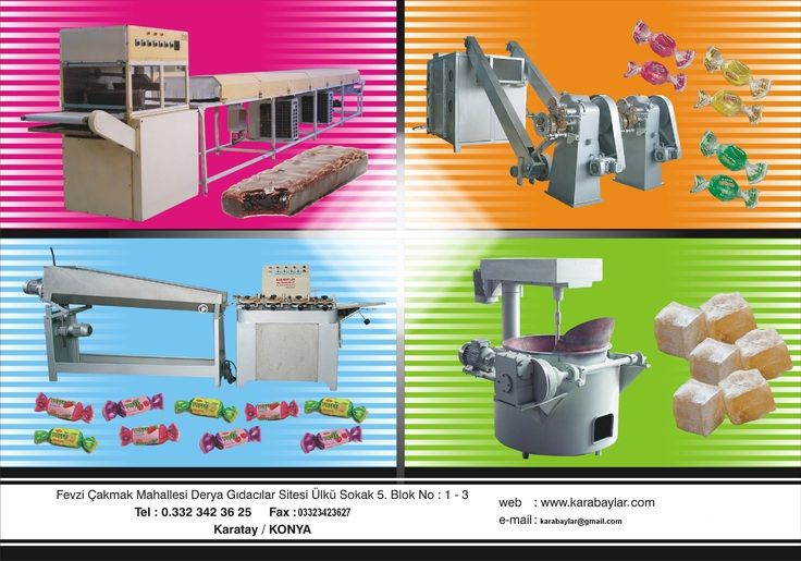 gıda makineleri - KARABAYLAR MAKİNE