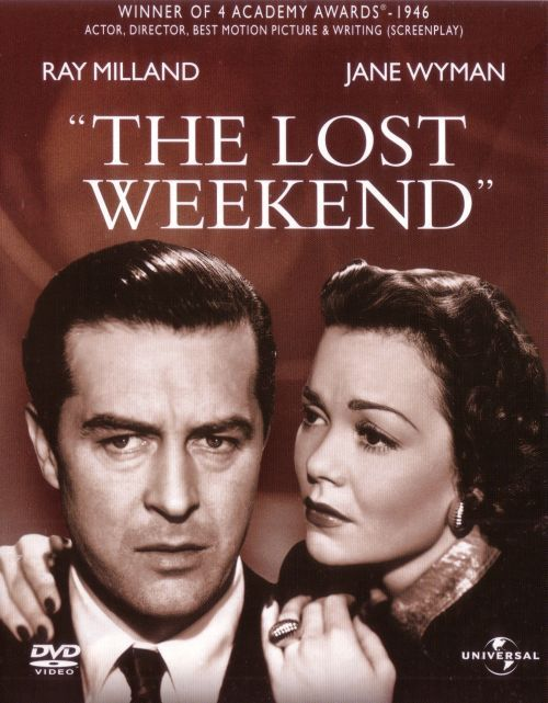 Billy Wilder's gripping movie starring Oscar winner Ray Milland and Jane Wyman. 1945