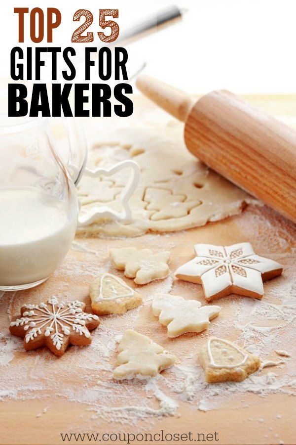 The Best Christmas Gifts for Bakers