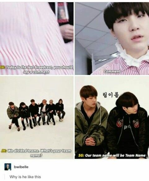 And this is one of the reasons why I love Yoongi so much