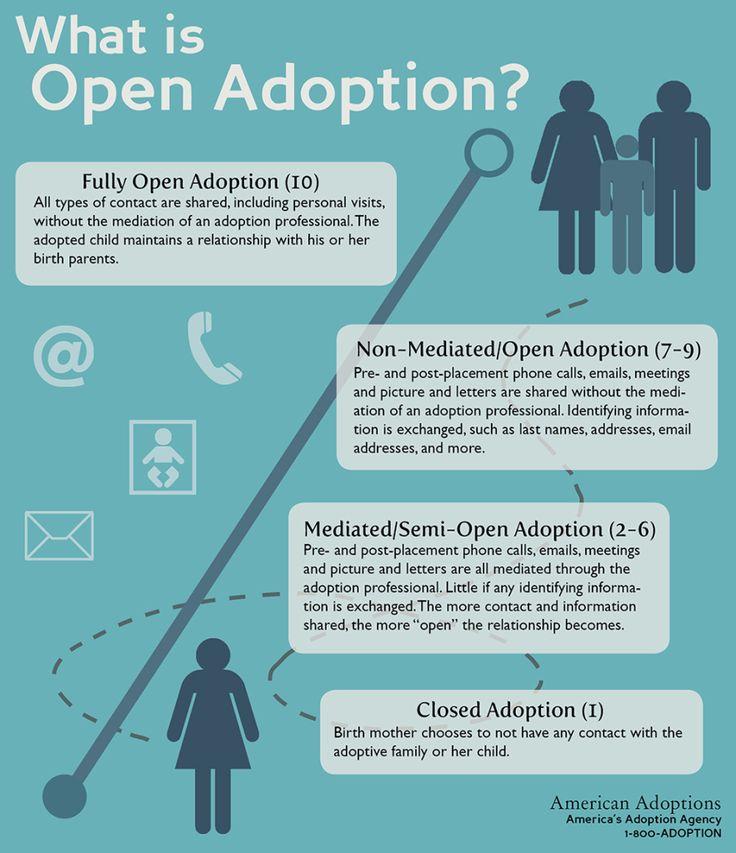 Open vs. Closed Adoptions