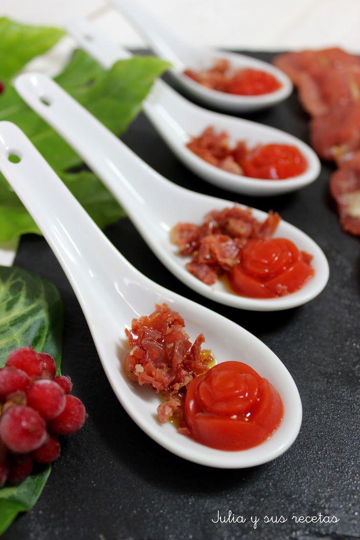 17 mejores im genes sobre cucharitas de aperitivos en - Comodas originales ...