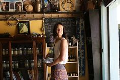 Read a new interview with Kari Jansen - a master herbalist and Ayurvedic practitioner who combines her passion for plants, herbal medicine, and bodywork with Ayurvedic healing methods exclusively on Alanis.com. Also enter to win products from Poppy and Someday!