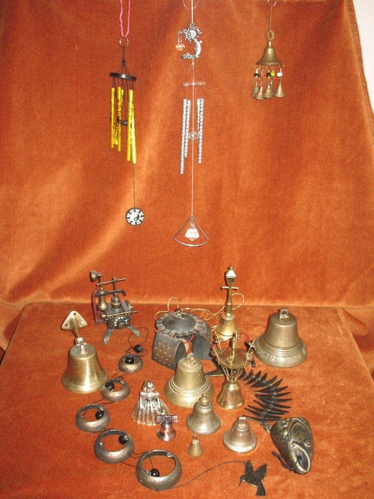Various bells