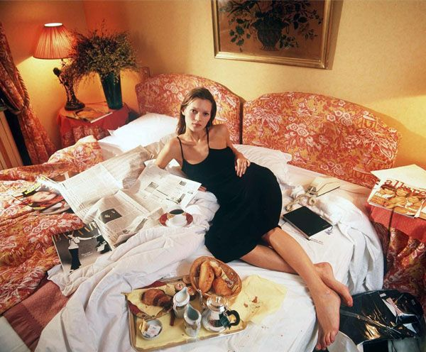 Women and Their Breakfast in Bed Through the Years  - MarieClaire.com