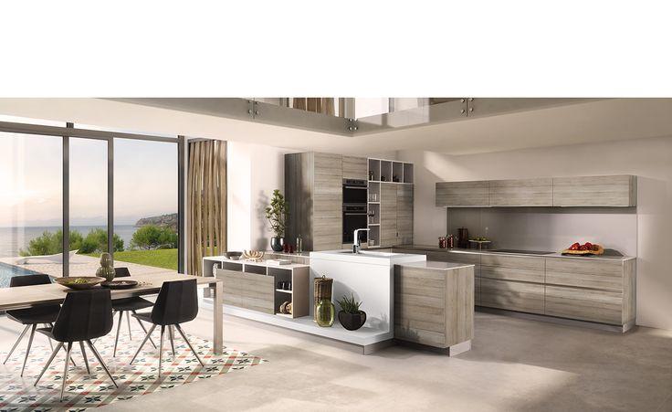 Kjøkken Design - Melamin - Arcos 4