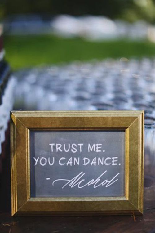 Creative Wedding Signs To Incorporate Into Your Ceremony And Reception
