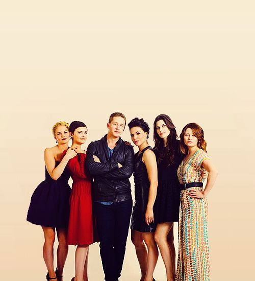 Once Upon A Time Cast Lucky Prince Charming :)
