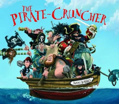 An old pirate tells a tavern full of salty sea dogs about an island bursting with hidden treasure. Once they've set sail for the mysterious island, he tells them it is guarded by the terrible Pirate-Cruncher.