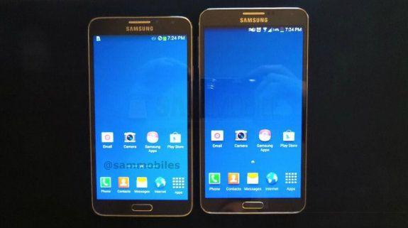 Galaxy Note 3 Neo, giungono conferme: Ecco la prima foto