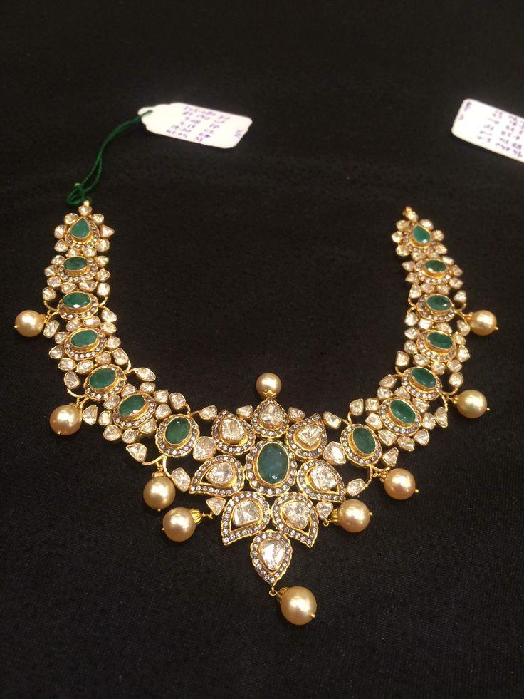 Necklace Polki