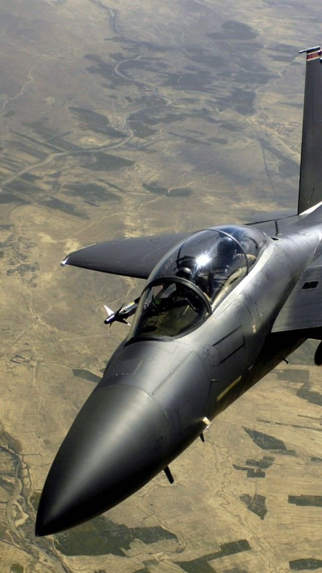 F-15, tactical fighter, Eagle, McDonnell Douglas, US Army, U.S. Air Force, aircraft