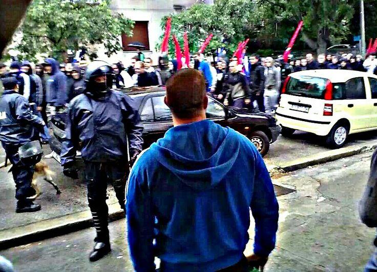 Ultras! Hooligans! Armada Rijeka, BBB Zagreb!
