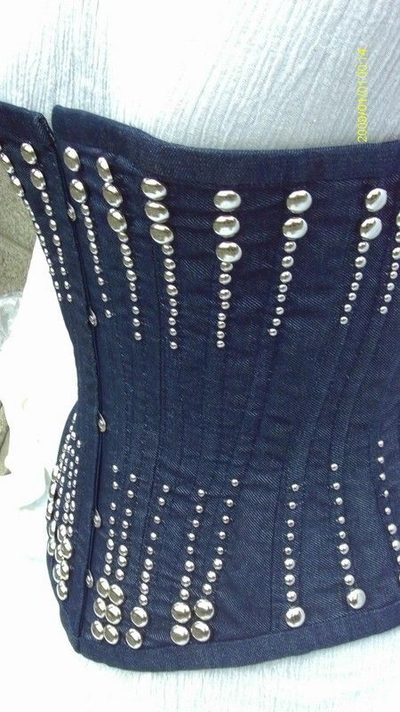 406d6862bab denim and diamond corset