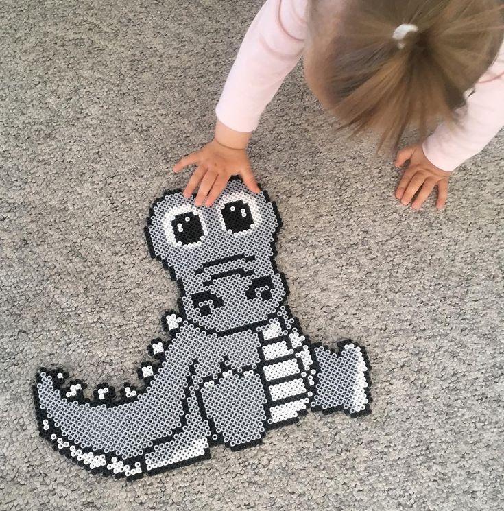 """45 Likes, 1 Comments - Ghita  Denmark  (@missghitaa) on Instagram: """"Så der nyt Perledyr til Lillepigens værelse, en fin Krokodille Det bliver så fint når de alle er…"""""""