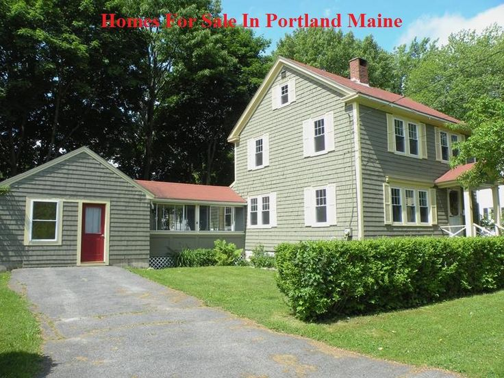 At Maine Companion, we recommend the best real estate agents to you for Homes For Sale In Portland Maine based on your budget and goals. Contact us @ +1 207-218-4000.