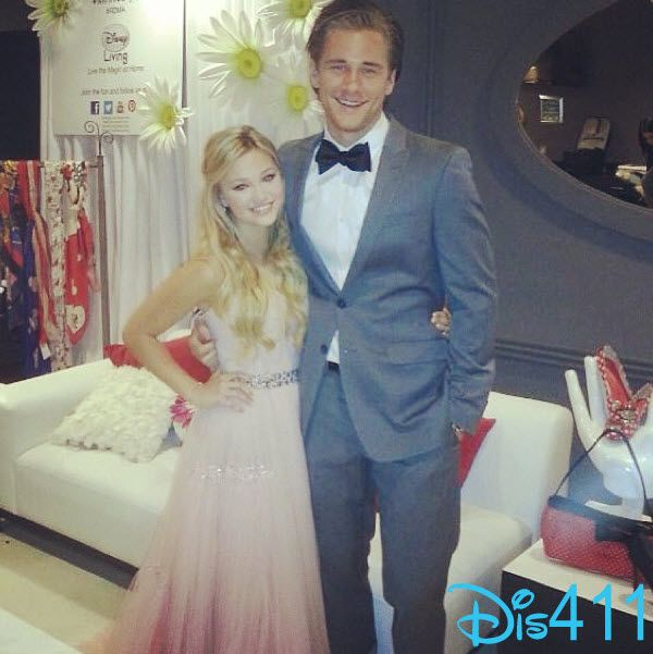 Luke Benward 2013 | ... april 27 Luke Benward And Olivia Holt Went To The Prom April 27, 2013