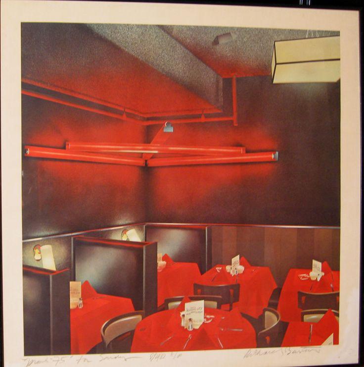 'Back Room at Max's Kansas City' by Richard Bernstein -- Richard Bernstein, Contemporary Art