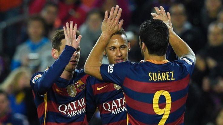 Luis Suarez, Neymar team up as Barcelona punish Athletic Bilbao
