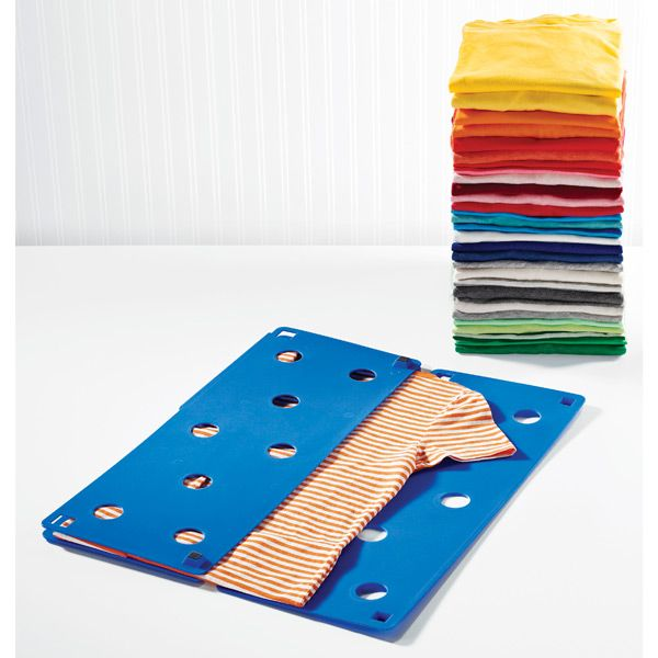 FlipFOLD® Laundry Folder - Is it bad that I really, really, really want this?!