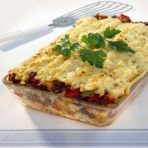 WeightWatchers.nl: Weight Watchers Recepten - Ovenschotel met macaroni en paprika